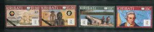 Kiribati #504-7 MNH  - Make Me A Reasonable Offer