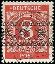 Germany - 585B - Used - SCV-62.50
