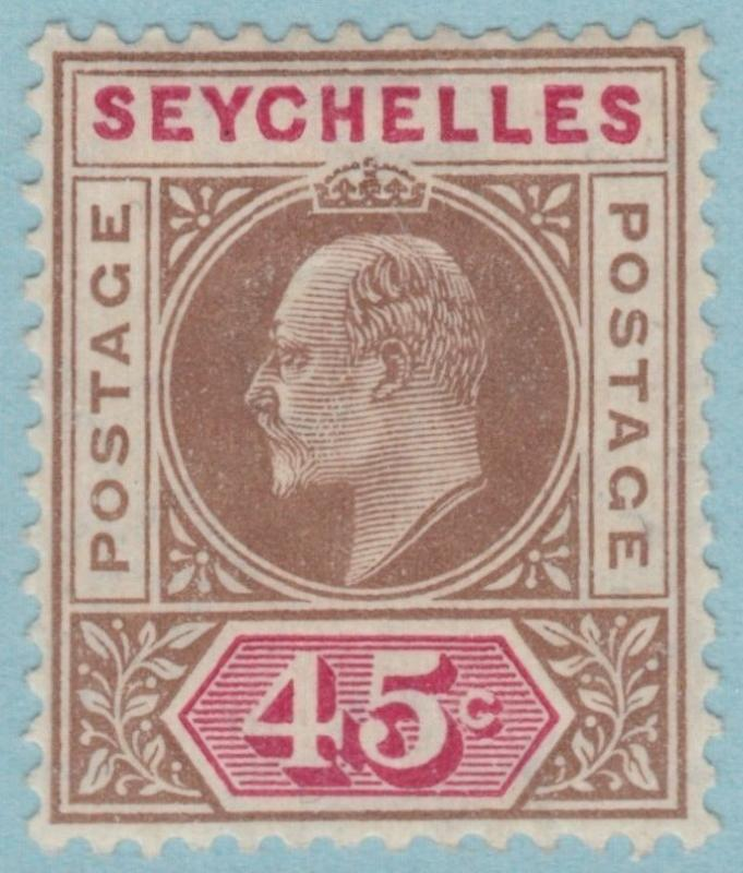 SEYCHELLES  59  MINT HINGED OG *  NO FAULTS EXTRA  FINE !