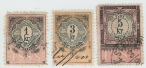 Austria Cinderella Revenue Fiscal stamp 9-19-21 as seen- 4i