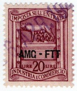 (I.B) Italy Revenue : Entrata Industria & Commercio 20L (AMG-FTT)