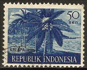 Indonesia 1960 Scott# 499 Used