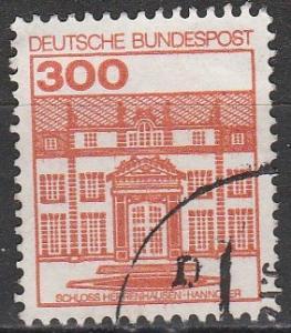 Germany #1315 F-VF Used  (S5562)
