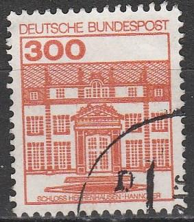 Germany #1315 F-VF Used  (S5562)
