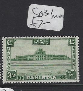 PAKISTAN (PP3007B)  3 A   SG  31   MOG
