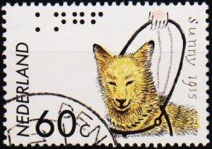 Netherlands. 1985 60c S.G.1454 Fine Used