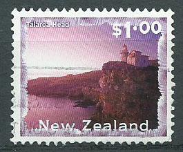 New Zealand SG 1934b  FU