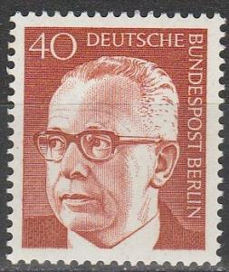 Germany #9N290  MNH F-VF (SU6875)