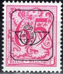 Belgium; 1980: Sc. # 1084: **/MNH Pre-Cancelled Single Stamp