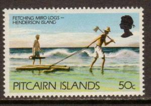 Pitcairn Isl. #171  MH  (1977)  c.v. $0.45