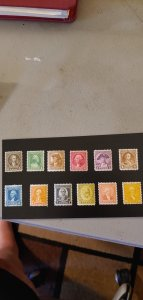 US Scott 704-715 MNH Set
