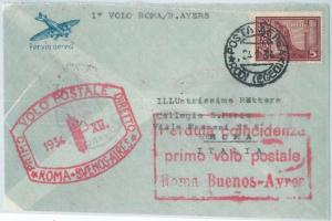 71506 - EGEO Rodi  - Postal History - FIRST FLIGHT: RHODES / BUENOS AIRES 1934