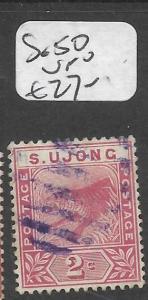 MALAYA SUNGEI UJONG (P0501B) TIGER 2C SG 50   VFU