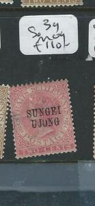 MALAYA SUNGEI UJONG (P0610B) 2C QV  SG 39  MOG