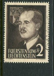Liechtenstein #287 Used