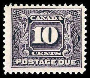 CANADA J5  Mint (ID # 83987)
