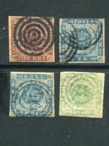 Denmark Classics, 4 rs is signed
