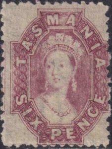 Australia - Tasmania1864-1891 SC 32 Mint