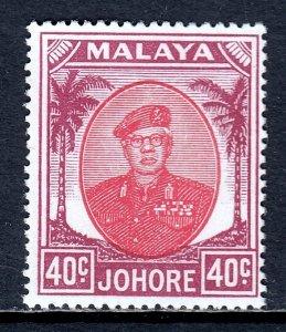 Malaya (Johore) - Scott #146 - MNH - SCV $6.50