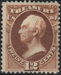 U.S. O78 F+ MH (121919b)