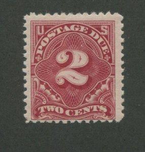 1910 United States Postage Due Stamp #J46 Mint Never Hinged F/VF Original Gum
