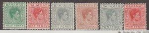 Bahamas Scott #100//103B Stamps - Mint Set