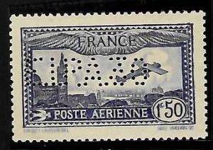 FRANCE STAMP YVERT PA 6c SCOTT # C 6b  MARSEILLE PERF EIPA30  Mint XF NH