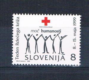 Slovenia RA17 MNH Red Cross 1999 (S0978)+