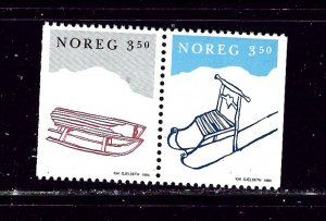 Norway 1070-71 MNH 1994 Christmas