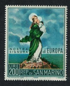 San Marino Europa issue 1966 SG#814