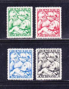 Surinam B8-B11 Set MHR Good Samaritan