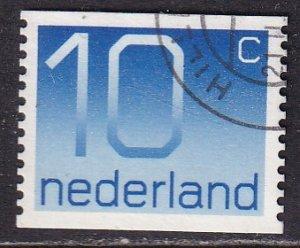 Netherlands (1976) #547 used