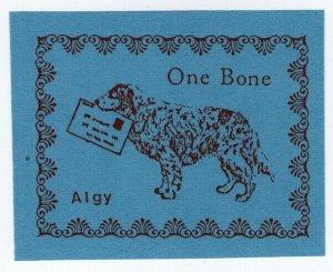 (I.B) Cinderella Collection : Lindisfarne Island (Algy The Dog)