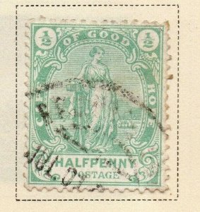 Cape of Good Hope 1898 Early Issue Fine Used 1/2d. 326729
