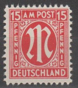 Germany #3N9 MNH F-VF (ST1975)