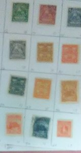 12 Stamps from Nepal for $1.00 (Sell or trade)