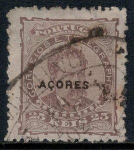 Azores #50  CV $4.50