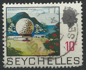 Seychelles 1969 - 10c - SG263 used