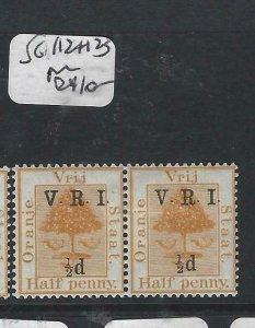ORANGE FREE STATE (P0107B)  SG112+ 123  PR    MOG