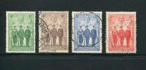 Australia #184-7 Used