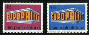 ITALY 1000-1 MNH BIN .70 EUROPA