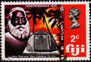 Fiji. 1970 2c S.G.428 Fine Used