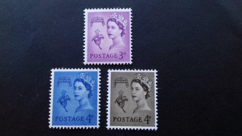 Guernsey Definitive Issue - Queen Elizabeth Mint