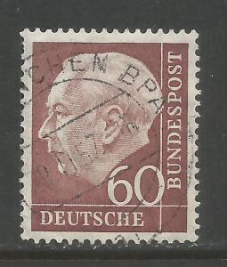GERMANY 715 VFU R99-4