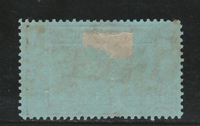 NEW HEBRIDES 1938 GOLD CURRENCY 10FR TOP VALUE