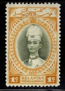 MALAYA Kelantan Scott 29 MH* Sultan Ismail