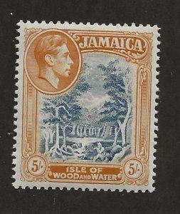 JAMAICA SC# 127  VF/MNH