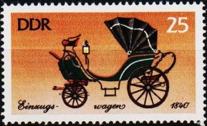 Germany(DDR). 1976 25pf  S.G.E1864 Unmounted Mint