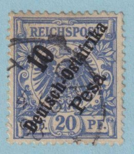 GERMAN EAST AFRICA 9  USED - NO FAULTS EXTRA FINE !