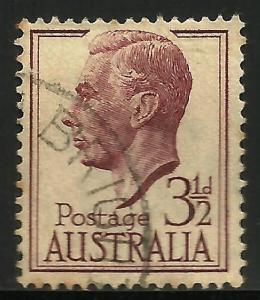Australia 1951 Scott# 236 Used